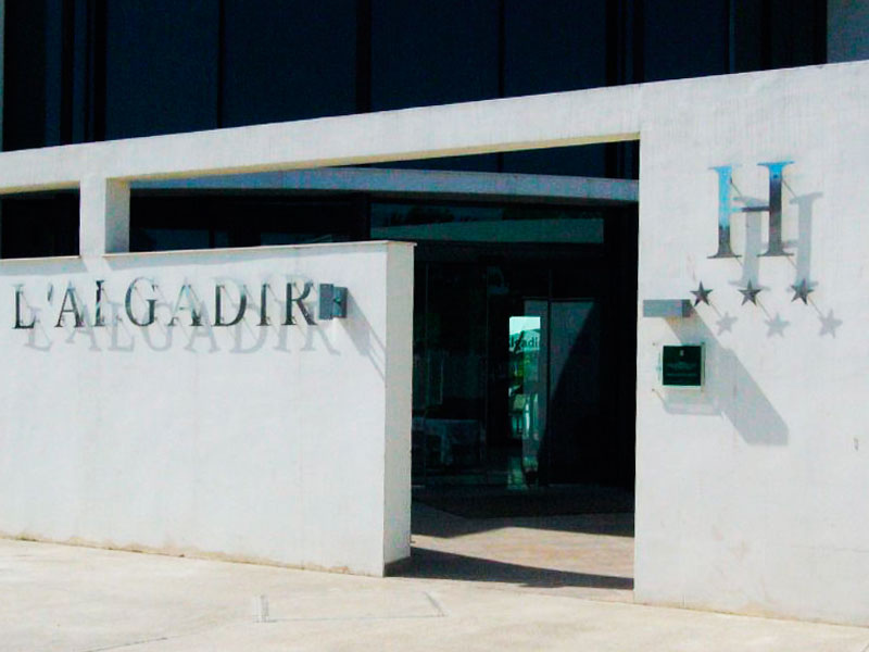 Hotel l'Algadir