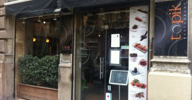 Restaurante Topik (Barcelona)