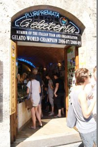 Gelateria di Piazza (Gelatteria Dondoli) (San Gimignano)