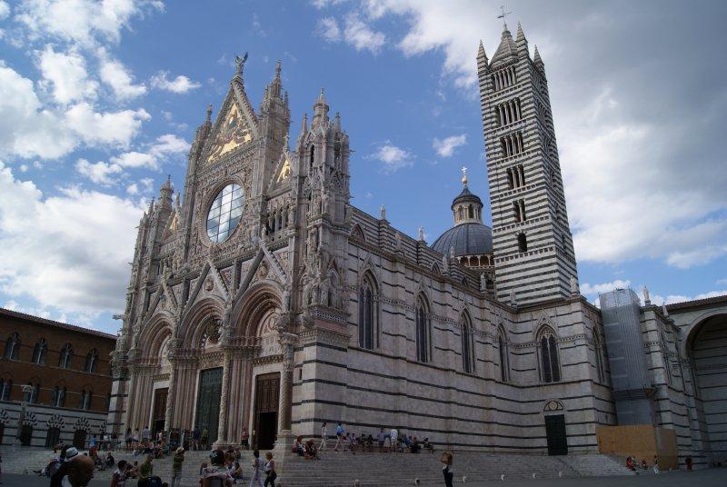 Il Duomo - Siena