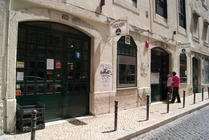 583 - Restaurante O Bacalhoeiro - Al Licorista