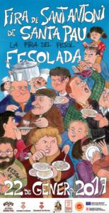 Fesolada 2017 en Santa Pau @ Santa Pau