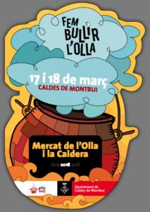 Mercat de l'Olla i la Caldera · Fem bullir l'olla @ Caldes de Montbui
