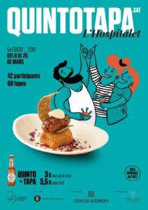 QuintoTapa L'Hospitalet 2018 @ L'Hospitalet de Llobregat