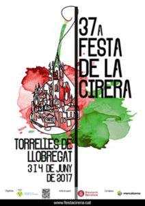 Fira de la Cirera de Torrelles de Llobregat @ Torrelles de Llobregat