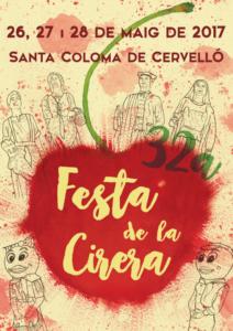 32a Festa de la Cirera de Sta Coloma de Cervelló @ Sta Coloma de Cervelló