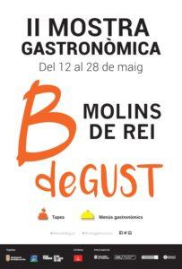 2a Mostra Gastronòmica MolinsBdGust @ Molins de Rei