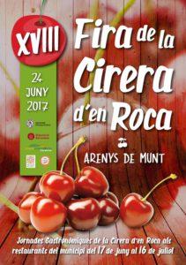 XVIII Fira de la Cirera d'en Roca - Arenys de Munt @  a la Riera, a la Plaça de l'Església i a la Plaça Catalunya