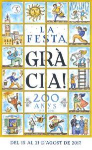 Festa Major de Gràcia en Barcelona