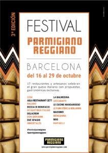 3er. Festival Parmigiano Reggiano en Barcelona