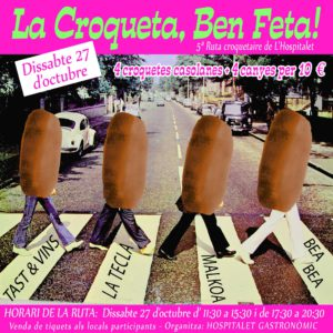 La Croqueta, Ben Feta @ L'Hospitalet de Llobregat