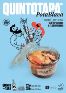 11a Edición Quintotapa Pota Blava de El Prat @ El Prat de Llobregat