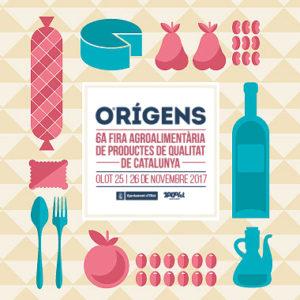 6ª edición Fira Orígens - Olot @ Recinta Firal d'Olot