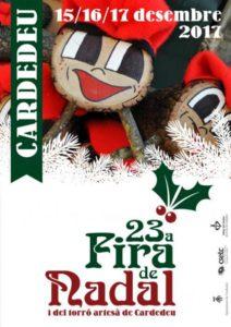 Fira de Nadal i del Torró Artesà de Cardedeu @ Cardedeu