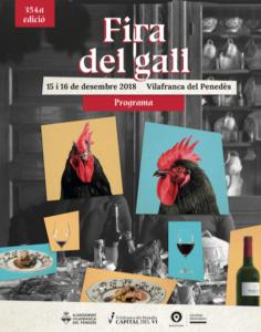 Fira del Gall @ Vilafranca del Penedès