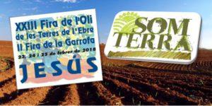XXIII Fira de l'Oli de les Terres de l'Ebre. II Fira de la Garrofa - Jesús @ Jesús (Tortosa) - Tarragona