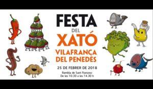 Festa del Xató de Vilafranca del Penedès @ Rambla Sant Francesc -  Vilafranca del Penedès