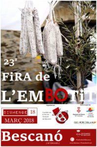 Fira de l'Embotit de Bescanó @ Parc de l'Ajuntament    Bescanó   Cataluña   España
