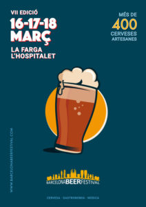 Barcelona Beer Festival @ La Farga de L'Hospitalet    L'Hospitalet de Llobregat   Catalunya   España