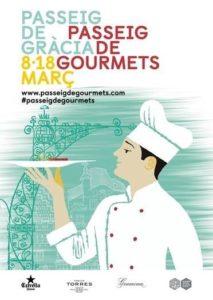 Passeig de Gourmets @ Passeig de Gràcia, Barcelona   Barcelona   Cataluña   España