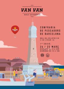 Van Van Confraria de Pescadors de Barcelona @ Moll de la fusta | Barcelona | Catalunya | España