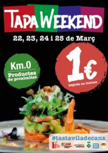 Tapa's Weekend Viladecans