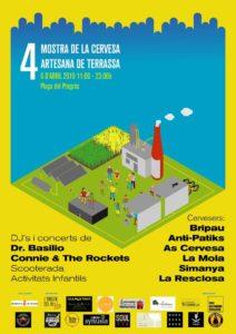 4a. Mostra de Cervesa Artesana de Terrassa @ Terrassa | Terrassa | Catalunya | España