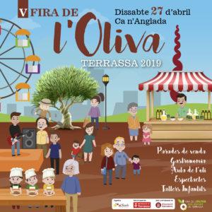 V Fira de l'Oliva @ Ca n'Anglada