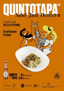 2º QuintoTapa Sant Just @ Sant Just Desvern | Cataluña | España
