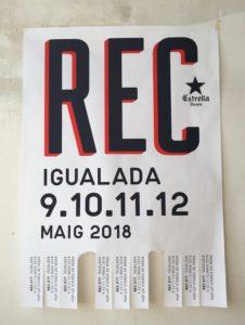 Rec.0 Experimental Stores en Igualada @ Barrio del Rec - Igualada