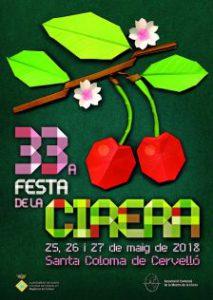 Festa de la Cirera de Santa Coloma de Cervelló @ Societat Recreativa - Sta.Coloma de Cervelló