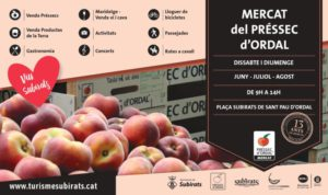 13è Mercat del Préssec d'Ordal - Subirats @ Plaça Subirats