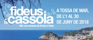 Fideus a la Cassola en Tossa de Mar @ Tossa de Mar