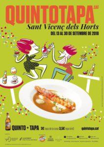 2º QuintoTapa en Sant Vicenç dels Horts @ Sant Vicenç dels Horts