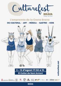 Culturefest, La Brava @ El Collet de Sant Antoni de Calonge