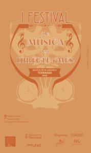 1er. Festival de Música en Directe i Més!
