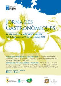 Jornades Gastronòmiques de Sant Joan Despí - Any Jujol 140 @ Sant Joan Despí