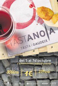 TASTANOIA 2018 -Igualada @ Rambla de Sant Isidre, Igualada