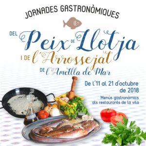 Jornades Gastronòmiques del Peix de Llotja i de l'Arrossejat - L'Ametlla de Mar