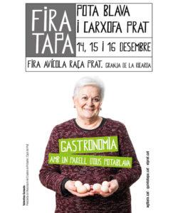 Fira Tapa Pota Blava i Carxofa Prat @ Granja de la Ricarda