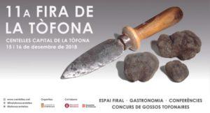 11a Fira de la Tòfona - Centelles capital de la Trufa @ Passeig, Plaça Major y Plaça de Mossèn Xandri