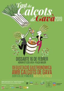 Tast de Calçots de Gavà @ Plaça Major