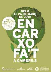 "7as Jornadas ""Encarxofa't"" a Cambrils"