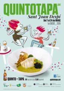1a edición Quinto Tapa Sant Joan Despí @ Sant Joan Despí