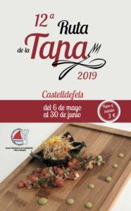 12a Ruta Tapa Castelldefels 2019 @ Castelldefels