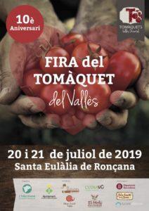 Fira del Tomàquet del Vallès a Santa Eulàlia de Ronçana @ Sta. Eulàlia de Ronçana