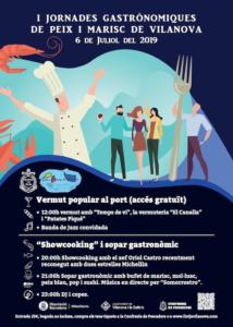 I Jornades Gastronòmiques de peix i marisc de Vilanova @ Port Pesquer