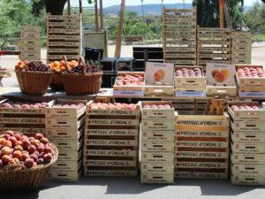 Ruta de tapas del Mercado del Melocotón del Ordal @ St. Pau d'Ordal