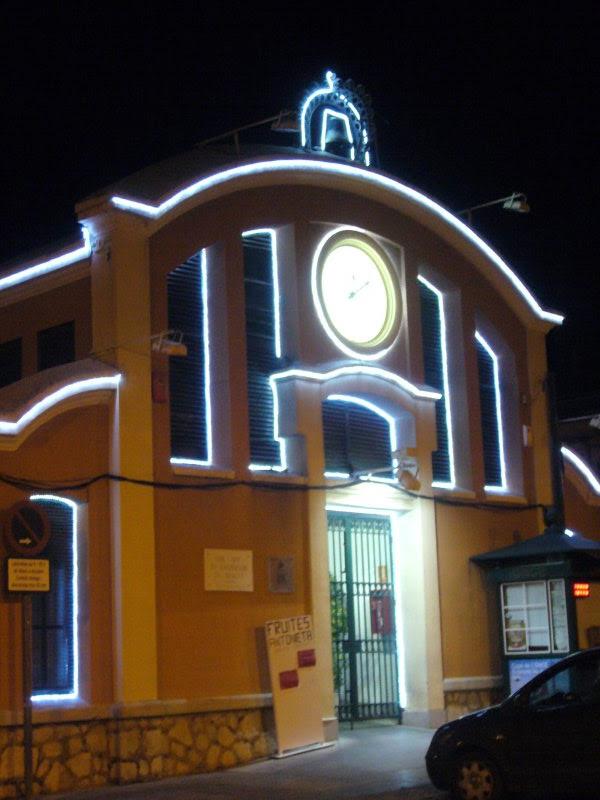 Mercado del Triunfo