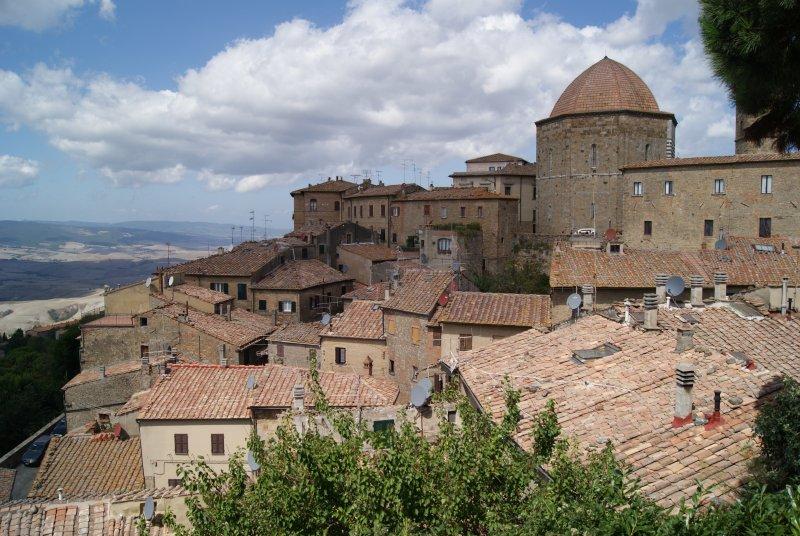 Volterra (La Toscana)